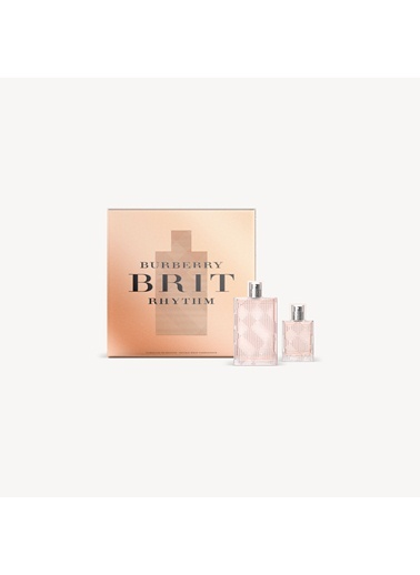 Brit Rhytm Floral Edt 90 Ml+Edt 30 Ml Kadın Parfüm-Burberry